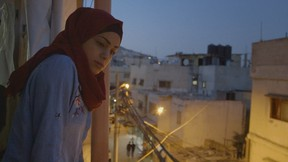 Walaa Tanji is featured in London native Christy Garland's award-winning documentary What Walaa Wants is among the 47 films being screened at the third-annual Forest City Film Fesival Oct. 25-28.