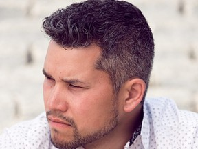 Winnipeg-based singer-songwriter Don Amero performs songs from his new album, Evolution, at the London Music Club Saturday.