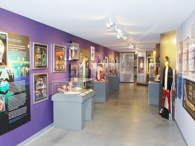 The current version of the Justin Bieber: Steps to Stardom exhibit is seen here at the Stratford Perth Museum on Tuesday February 5, 2019 in Stratford, Ont. (Terry Bridge/Stratford Beacon Herald)