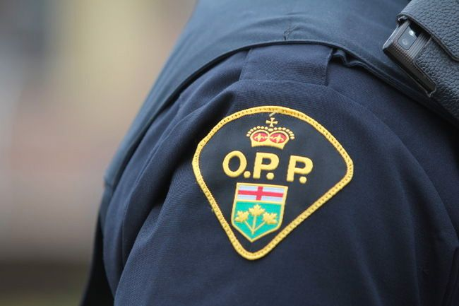 London OPP officer charged with assault in New Year's Eve incident