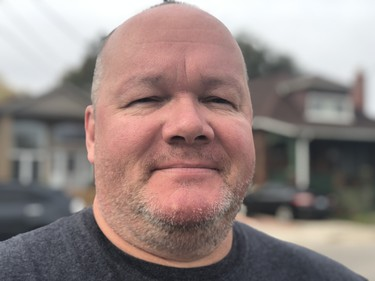 """""""I had been a Conservative supporter for a long time, but frankly I don't like the platform . . . and I decided to give the NDP a chance."""" -- Andrew Peckham, voted NDP in London Fanshawe"""