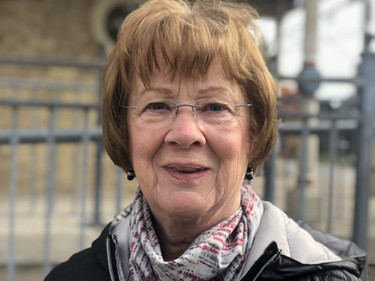 """""""Trudeau hasn't done a very good job and I don't like Conservatives, so I'm going with the alternative."""" -- Margaret Welbourne, voted NDP in London-Fanshawe"""