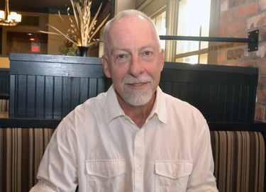 Retired entrepreneur Roger Fuhr in running as the People's Party of Canada candidate for Perth-Wellington in October's federal election. Galen Simmons/The Beacon Herald/Postmedia Network