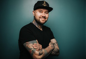 London country singer Aaron Allen is nominated for male artist of the year and rising star at the Country Music Association of Ontario awards being held Oct. 4 at London's Centennial Hall.