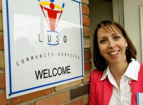 Elisabete Rodrigues, executive director at LUSO Community Services. (File photo)