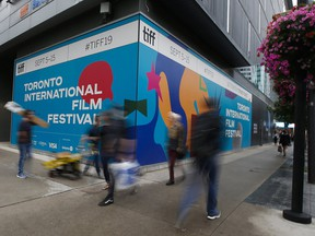 The TIFF Lightbox in Toronto is seen in this Sept. 1, 2019, file photo.
