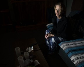 Jeff Holliday has suffered a series of medical issues since being infected with E. coli by the drinking water in Walkerton 20 years ago. Photo shot in on Tuesday May 12, 2020. Derek Ruttan/The London Free Press/Postmedia Network