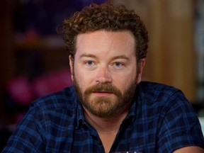 Actor/DJ Danny Masterson has been charged with raping three women between 2001 and 2003.