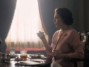 """Olivia Colman plays the Queen in Season 3 of Netflix's """"The Crown."""""""