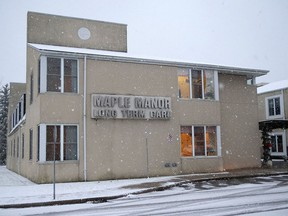 There are now 90 COVID-19 cases associated with Maple Manor in Tillsonburg, including 55 of its 92 residents. Postmedia