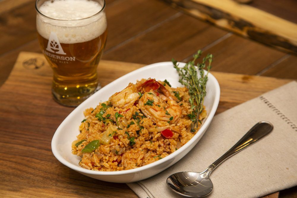 Fare With A Flair: Jambalaya sure to score with hungry Super Bowl fans