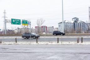 A study confirmed that sex traffickers use a network of locations along Highway 401 to evade police and keep their victims isolated. The study identified London, Windsor, Chatham-Kent and Sarnia as commercial sex markets. Derek Ruttan/The London Free Press/Postmedia Network
