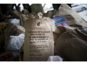 More people have had to rely on help from others, such as the Ottawa Food Bank, during pandemic times. We can free up some unused dollars to help them.