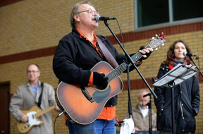 Singer Frank Ridsdale will be one of the performers during Forest City London Music Week. (Flie photo)