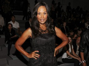 American model Beverly Johnson in 2011: Johnson was the first Black woman to appear on the cover of Vogue, in 1974, but she has since spoken out about not having been paid as much as her white counterparts over the course of her career, Lise Ravary writes.
