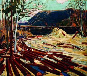 The Drive by late Canadian artist Tom Thomson is the centrepiece of one of three new exhibitions on at Museum London, which reopens Thursday.