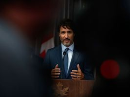 """Rather than """"bold,"""" Prime Minister Justin Trudeau said the government's fall agenda will instead be """"ambitious"""" and """"responsible."""""""