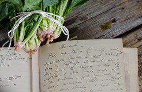 Jennifer McGruther recipes from centuries past — like this one for buttered spinach that dates back to the 1840s. McGruther will be sharing some of her favourite traditional recipes in our food chat.