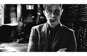 Joseph Gordon-Levitt stars in the new Sin City: A Dame to Kill For. Handout, courtesy of The Weinstein Co.