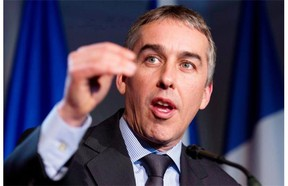 Former Quebec finance minister Nicolas Marceau says he wants to offer Quebecers good government first, sovereignty referendums later.