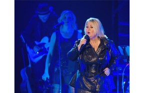 Jann Arden performs at the Olympia Theatre in Montreal on Friday, September 26, 2014.