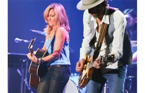 Sheryl Crow in concert at POP Montreal, Sept. 19, 2014.