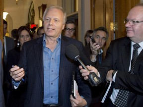PQ MNA Jean-François Lisee says in his new book that he pitched the idea of forging a coalition government with the Coalition Avenir Québec.