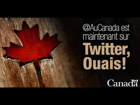 Canada Twitter French