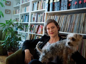 """""""Every story has a Montreal connection of some kind,""""  Heather O'Neill says of her newest book,  Daydreams of Angels."""