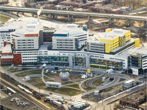 The Glen site of the MUHC opened its doors to the public after decades of planning and construction, ushering in a new era for health-care in Montreal.