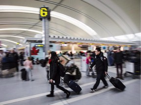 Air Canada is refusing to conform to the international standards on carry-on luggage.