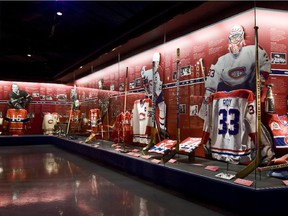 The Canadiens announced that they will be closing their Hall of Fame at the Bell Centre on Aug. 30, 2015.
