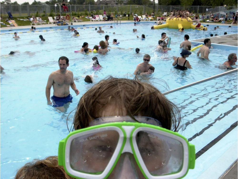 Opinion In The Swim Of Things Pools Have Played A Role In The Development Of Mass Culture Montreal Gazette