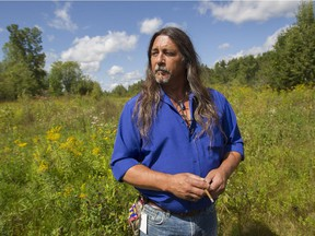 """""""I just want us to make the most informed decision we can make,"""" says Kanesatake Grand Chief Serge Simon about a proposal for a niobium mining project."""