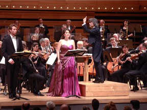 The OSM under Kent Nagano, with bass-baritone Philippe Sly and soprano Hélène Guilmette, launched the season with a brilliant performance of Debussy's Pelléas et Mélisande.