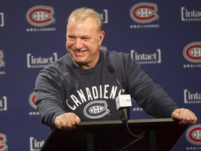 Since being hired by the Canadiens before the start of the 2012-13 season, Michel Therrien had a 144-68-26 record heading into Thursday's game against Washington.