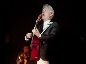 David Byrne will be the guest of honour at Kanpe Kanaval, a benefit for the Haiti relief foundation started by Arcade Fire's Régine Chassagne and Quebec's newly minted minister of economy, science and innovation, Dominique Anglade.