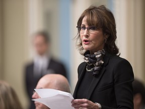 Immigration Minister Kathleen Weil announced five projects to tackle radicalization in Quebec schools and CEGEPs on June 27, 2016.