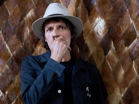 Jean Leloup is up against Justin Bieber, Drake and The Weeknd for album of the year.