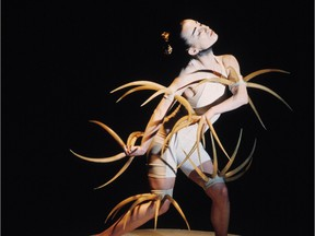 Afternoon of a Faun and The Rite of Spring have stayed in the Compagnie Marie Chouinard for more than 20 years. The latest showing at Place des Arts will feature Orchestre symphonique des jeunes de Montréal.