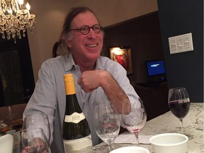 """Randall Grahm's advice on being a better wine drinker: """"The main thing is slow the heck down. Real wine is a chameleon, it's alive. It evolves in the glass. Pay attention. Give it time."""""""