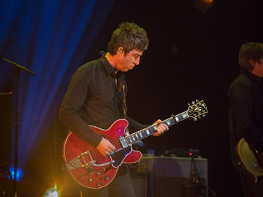MONTREAL, QUE.: JULY 9, 2016 -- Noel Gallagher and his High Flying Birds at the Montreal International Jazz Festival at Salle Wilfred Pelletier in Montreal, Saturday July 9, 2016.  (Vincenzo D'Alto / Montreal Gazette)