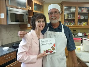 Proceeds from the sale of the Flavours of Pointe-Claire coobook go to the West Island Palliative Care Residence (WIPCR).