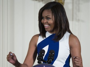 With time, we began to see a collective awakening to Michelle Obama, writes Martine St-Victor.