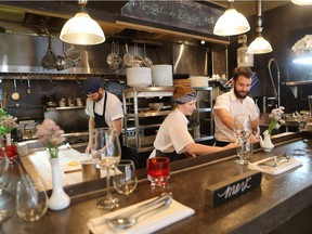 Four times as many restaurants are looking for a sous chef a year ago, according to job-search site Indeed.