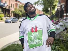Former Canadien P. K. Subban, now with the Nashville Predators, P.K. Subban closes out the Just For Laughs festival on Monday, Aug. 1, 2016, with the final gala, a fundraiser for the Montreal Children's Hospital Foundation.