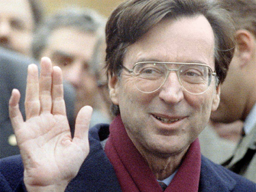 Robert Bourassa was Quebec premier from 1970-76 and from 1985-1994. He died in 1996 at the age of 63.