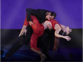 Montreal's tango festival begins on Tuesday, Aug. 9, with events until Sunday.
