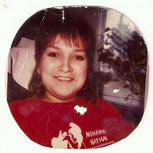 Carleen McDonald was a casualty of domestic abuse, which isolated her from her children, sisters, and community. Courtesy of Cheryl McDonald