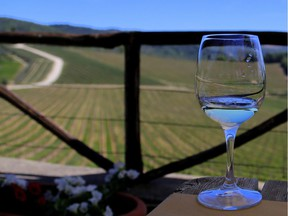 A lot of red wine is made in Italy, but the country produces some fantastic white wines, too, Bill Zacharkiw says.